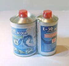 PROCHIMA E-30 RESINA EPOSSIDICA TRASPARENTE EFFETTO ACQUA A + B 320 gr
