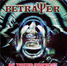 BETRAYER - my twisted symphony CD