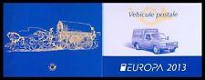 2013 Europa CEPT - Moldova - booklet