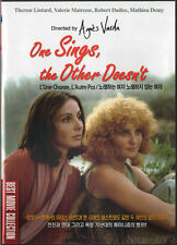 One Sings, the Other Doesn't 1977 DVD, NEW L'une chante, l'autre pas AGNES VARDA