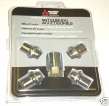 Wheel Lock Set Lancer Galant Eclipse Outlander Montero