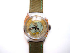 1948 Jiminy Cricket Ingersoll US Time Highly Collectible