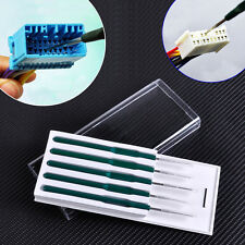 5pcs Universal Car Cable Wire Terminal Socket Plug Pin Removal Dismount Tool Kit