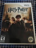 Harry Potter and the Deathly Hallows: Part 2 (Nintendo Wii, 2011)