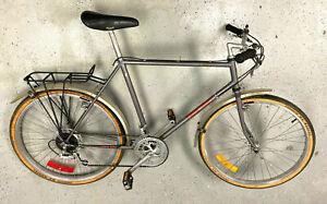 Trek 890 from 1984, commuter bike, fender, rack, great condition 3x5 speed