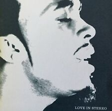 RAHSAAN PATTERSON Love In Stereo CD Brand New And Sealed