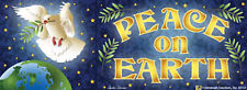 Peace on Earth Mailbox / Door Magnet