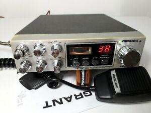 CB President Grant 120ch 10w AM FM 21w  USB LSB