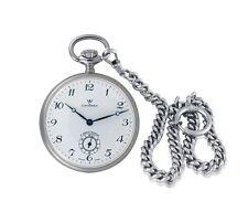 Catorex Men's 170.1.1810.120 Les Breuleux Automatic Sub-Seconds  Pocket Watch