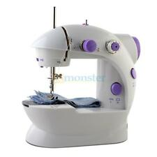 Portable Mini Electric Sewing Machine Desktop Home Household Sewing DIY Tailor