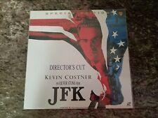 JFK - Kevin Costner - Special Edition Laser Disc - Japanese Import