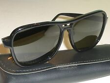 1960's B&L RAY BAN BLACK G15 UV OLYMPICS STATESIDE TRADITIONALS SUNGASSES w/CASE