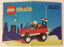 LEGO 6525 Notice de Montage Instruction Booklet 1995 Blaze Commander