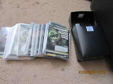 WARMACHINE DECK BOXED CCG CTG CARDS BLACK BOX SORRY DONT KNOW ANYTHING MORE