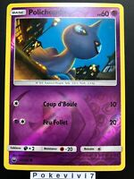 Pokemon SL7-64//168 Polichombr X4 Commune VF Français