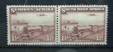 South West Africa 1937 1.5d Purple Brown MM SG96