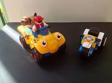 WOW Toys - Rock N Ride Ralph Quad Bike Trike & Figures Bundle
