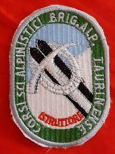 Patch/toppa Istruttore Corsi di Sci Alpinistici Esercito Italiano