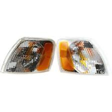 New VW2530105, VW2531105 Cornering Light Set for Volkswagen Passat 1998-2001