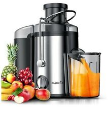 EASEHOLD Fruit Juicer Professional Whole Vegetable Extractor 600W Dual Juice...