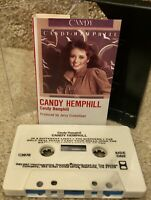 CANDY HEMPHILL SELF-TITLED CASSETTE TAPE MUSIC GOSPEL SUPER RARE LOOK!!! C3978