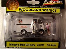 Woodland Scenics Ho/Hon3 Mickey's Milk Delivery (5529)