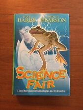 SIGNED Science Fair by Dave Barry & Ridley Pearson 1st Edition 1st Printing 2008