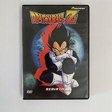 Dragon Ball Z - Rebirth (DVD, 1999) Tested