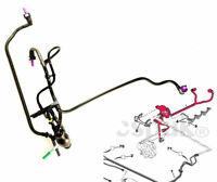 Tuyauterie de carburant ORIGINAL, Tuyau de carburant adaptable pour C3,1.4 Hdi