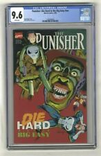 Punisher: Die In The Big Easy #nn - CGC 9.6 - Marvel - 1992 -  Square Bound!