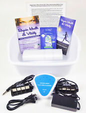 DETOX IONIC FOOT BATH SPA CLEANSE DETOX EASY TO USE. WITH EXTRAS 1 YEAR WARRANTY