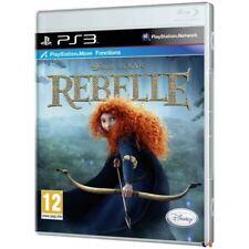 Disney Pixar Rebelle * essentials - PS3 neuf sous blister VF