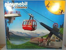 Playmobil Alpine Gondola Mountain Ski Set 5426 New in Open Box, Never Used Nice!