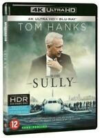 Blu Ray 4K + Blu Ray : Sully - Tom Hanks - NEUF