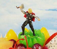 Cake Topper Marvel Superheros Avengers Incredible Hulk Toy Model Figure K1124_B