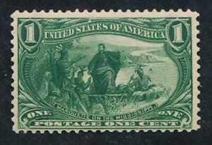 UNITED STATES (US) 285 MINT FINE NEVER HINGED (NH)
