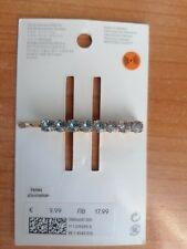 Horquilla Pinza de Pelo Adorno de Cabellos con diamantes (H&M)