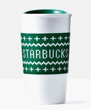 Starbucks Green Sleeve Double Wall Traveler, 10 fl oz
