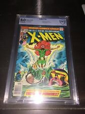 💥THE X-MEN #101💥 Phoenix 1st app & origin CBCS CGC 8.0 Marvel 1976 Uncanny