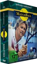 MatchBall - Komplettbox [3x DVD] *NEU* DEUTSCH mit Howard Carpendale RTL Serie