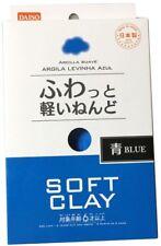 DAISO JAPAN Soft Clay  Lightweight Salmon Blue