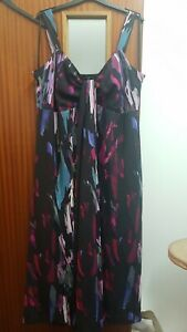 David Emanuel Size 20 Maxi Dress