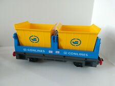 Playmobil Conlines Wagon Kipplore Wagon 4125 for RC Train 4010 5258