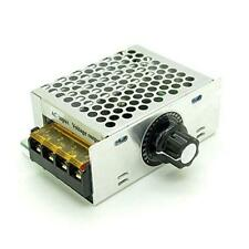 4000w High Power SCR Electronic Volt Regulator Speed Controller Motor AC 220v 11