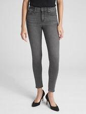Gap Mid Rise SCULPT True Skinny Jeans, NWT, 29 Tall / Size 8 Tall, Washed Black