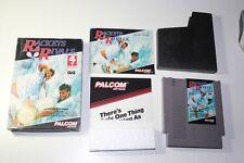 Gioco per Nintendo NES RACKETS & RIVALS PAL A ITA GIG 8 bit 8bit Raro rare