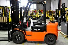 Utilev 2.5T Counterbalance Forklift