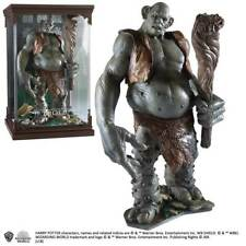Harry Potter Magical Creatures Mountain Troll Figurine Noble Collection NN7543