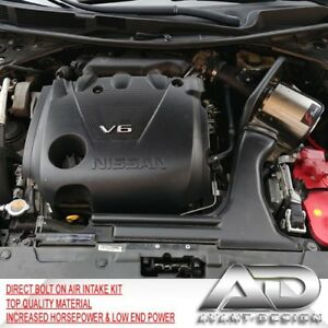 2009-2020 For NISSAN MAXIMA 3.5L 3.5 V6 AF DYNAMIC COLD AIR INTAKE KIT