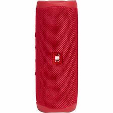 JBL Flip 5 Portable Waterproof Bluetooth Speaker - Fiesta Red JBLFLIP5REDAM